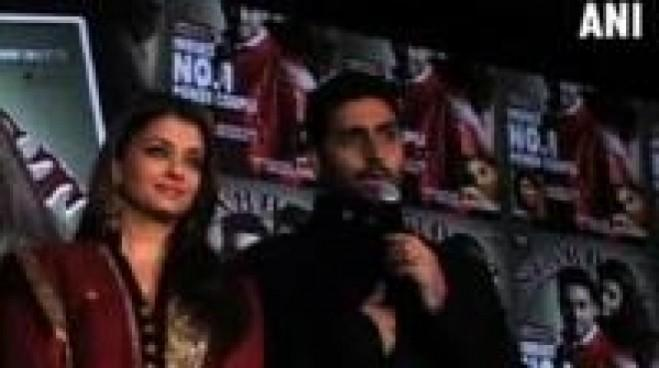 Abhishek - Aishwarya to co-host fund raising event with Sharon Stone