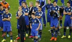 Argentina head coach Alejandro Sabella