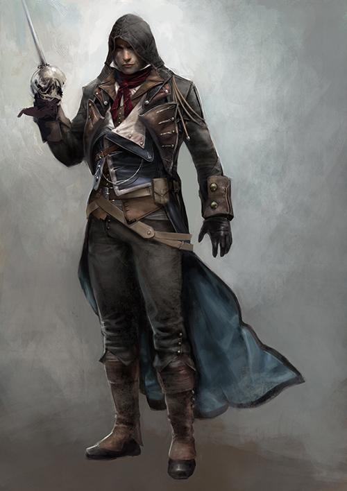 assassins creed unity arno pocket watch