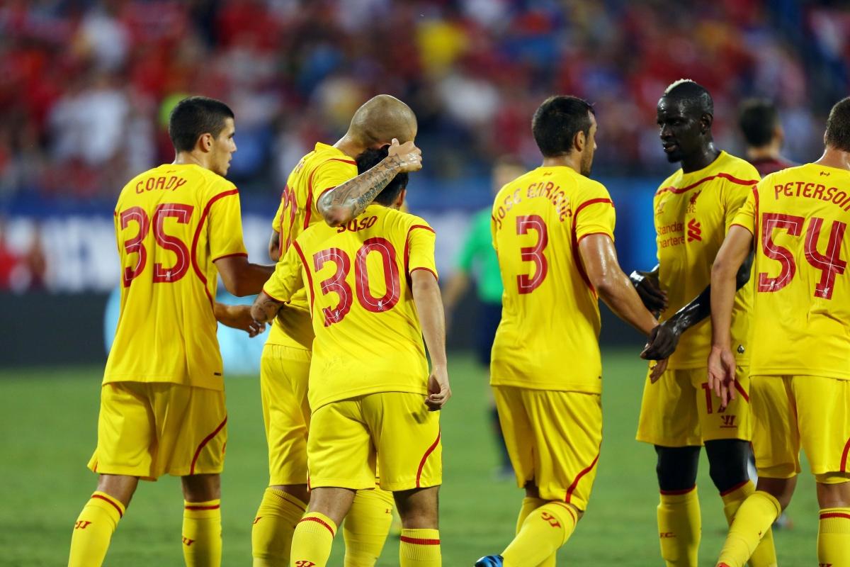 Borussia Dortmund Liverpool