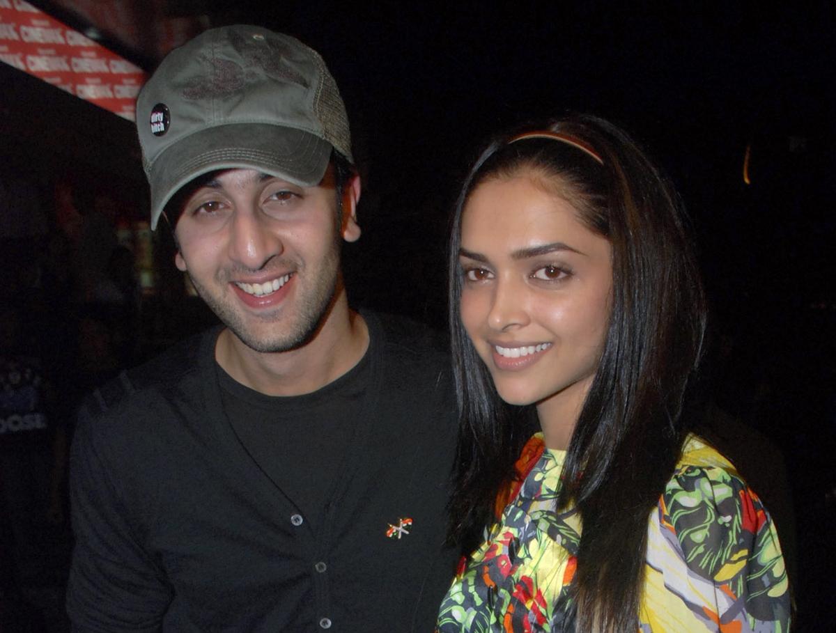 Ranbir Kapoor to Work with Ex-Girlfriend Deepika Padukone ...
