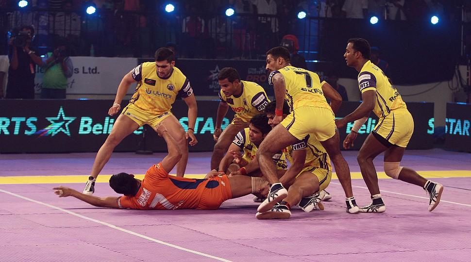 Pro Kabaddi League 2019, Telugu Titans vs Patna Pirates