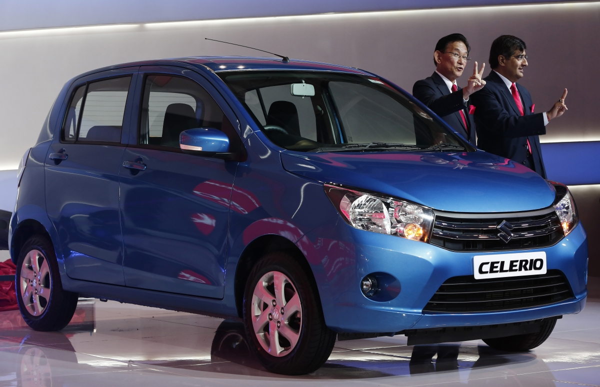 Suzuki Celerio Launch In Pakistan