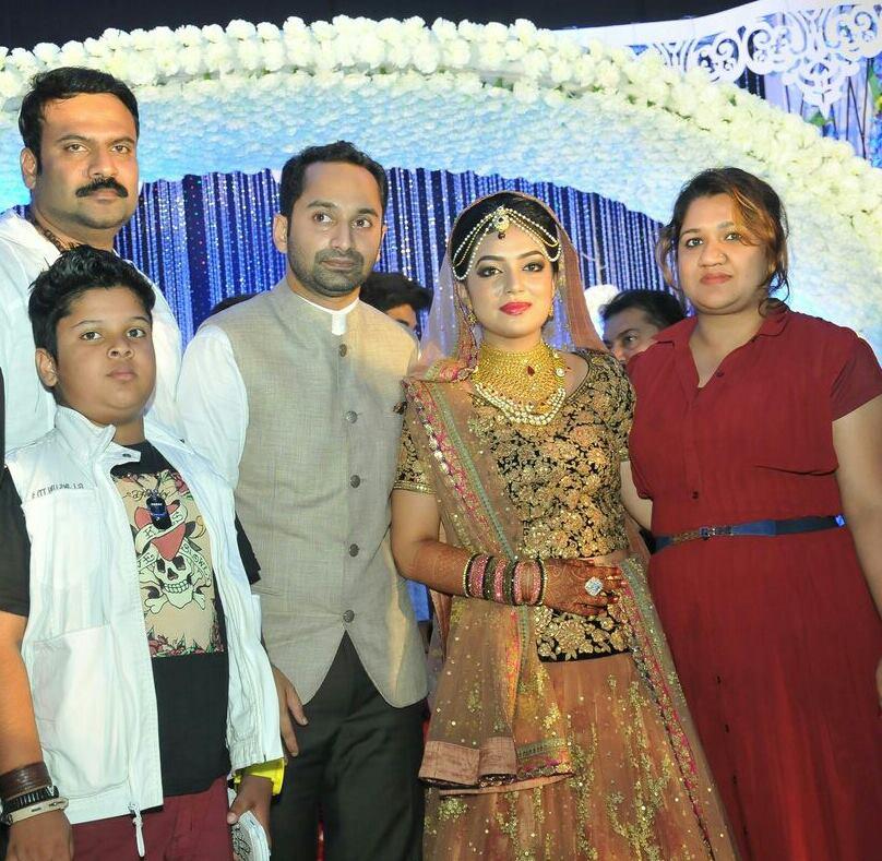 Fahadh-Nazriya Wedding...