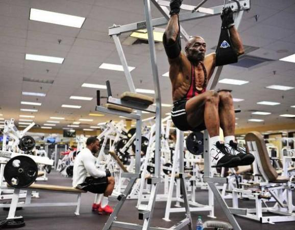 70-Year-Old Bodybuilder Says Age Is Just a Number