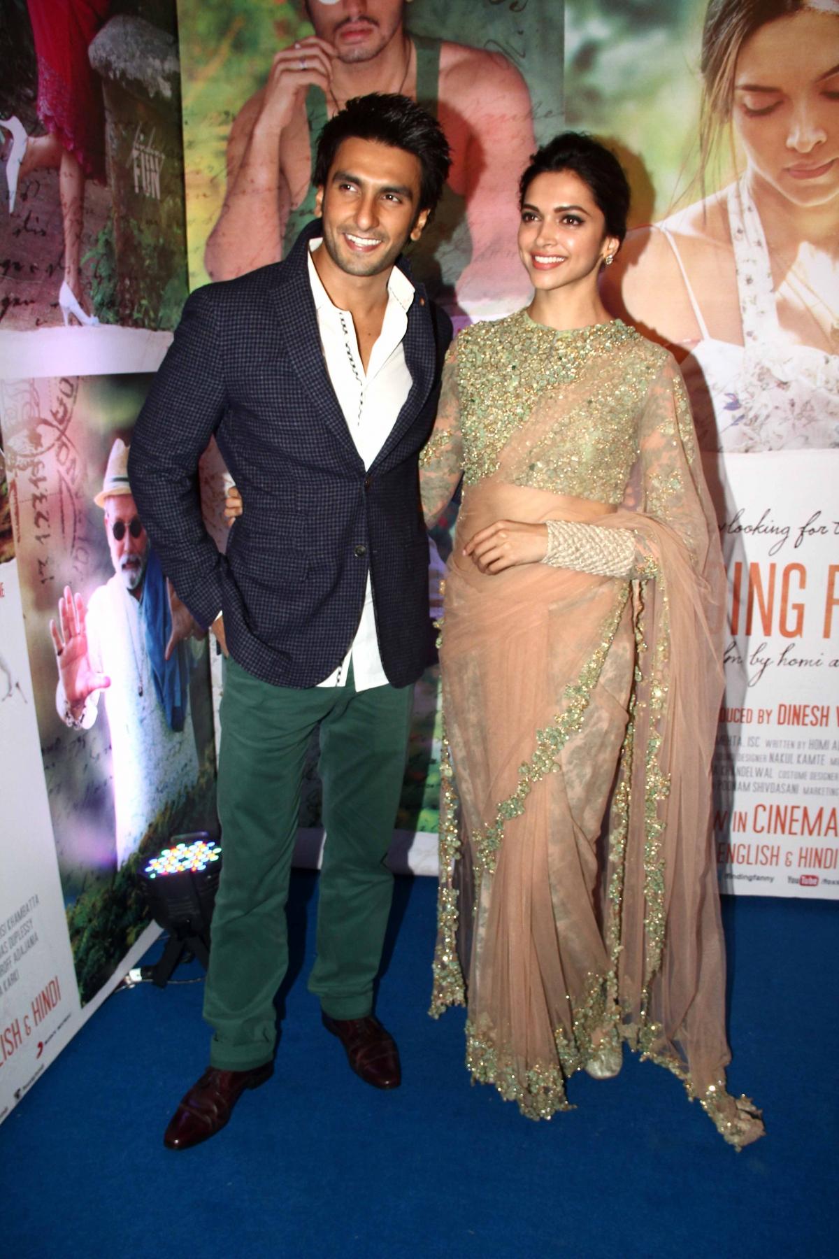 Ranveer Singh Admits to Being in Relationship with Deepika ...  Ranveer Singh A...