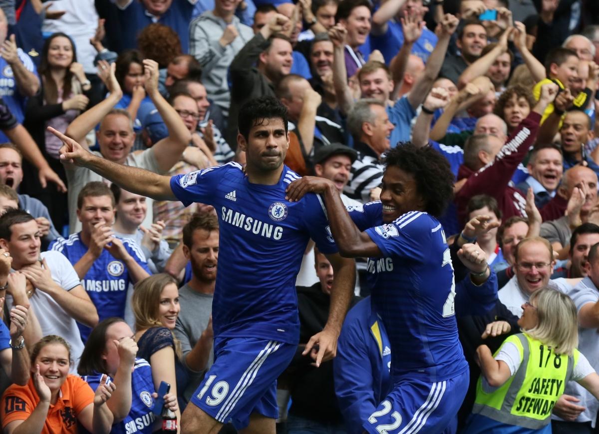 Video Chelsea vs Aston Villa: Match Highlights: Costa ...