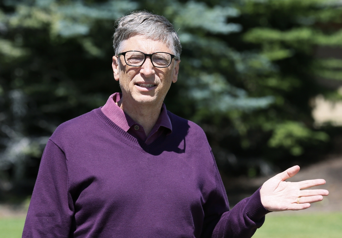 How Many Years Will Bill Gates Take To Exhaust His Wealth