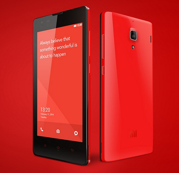 Xiaomi Redmi 1S Going up for Online Sale on 25 November