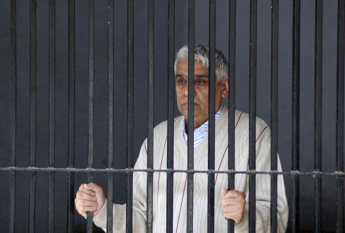 Sant Rampal In Judicial Custody Till 28 Nov Lawyer Says He Was Held Hostage Inside Ashram