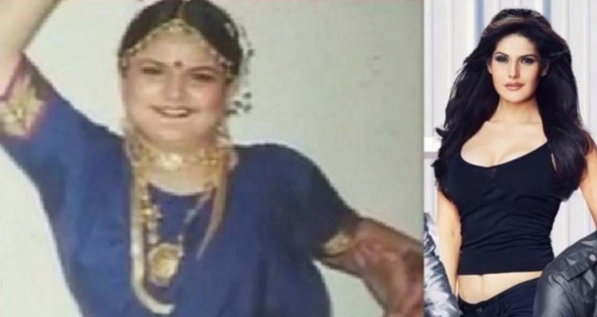 Alia bhatt fat to fit