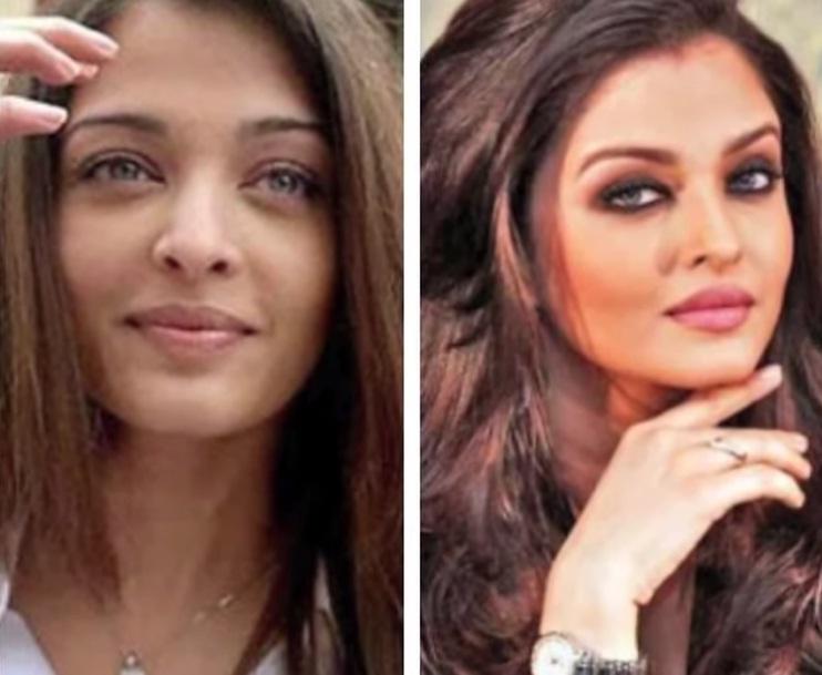 From Deepika Padukone To Aishwarya Rai Bachchan Top Bollywood. Top 10 South Indian Actresses Look Beautiful Without Makeup ...