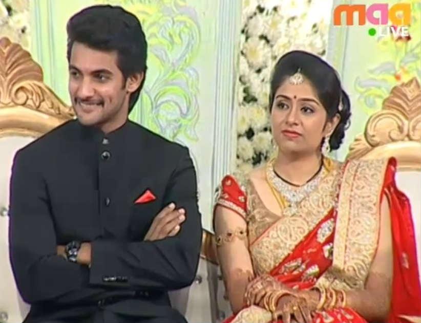Telugu Actor Aadi Has A Quiet Marriage Watch His Wedding Reception