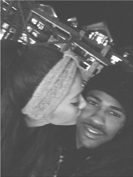 Ariana Grande Uncomfortable With Boyfriend Big Sean S Pda