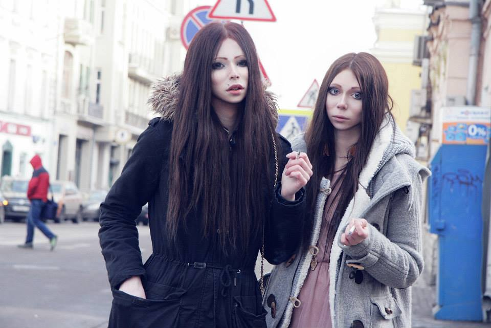 Its Wonderful Young Russian Husband And Wife Look Like -3310