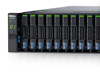 Dell Launches Enterprise Class Sc4020 All Flash Storage