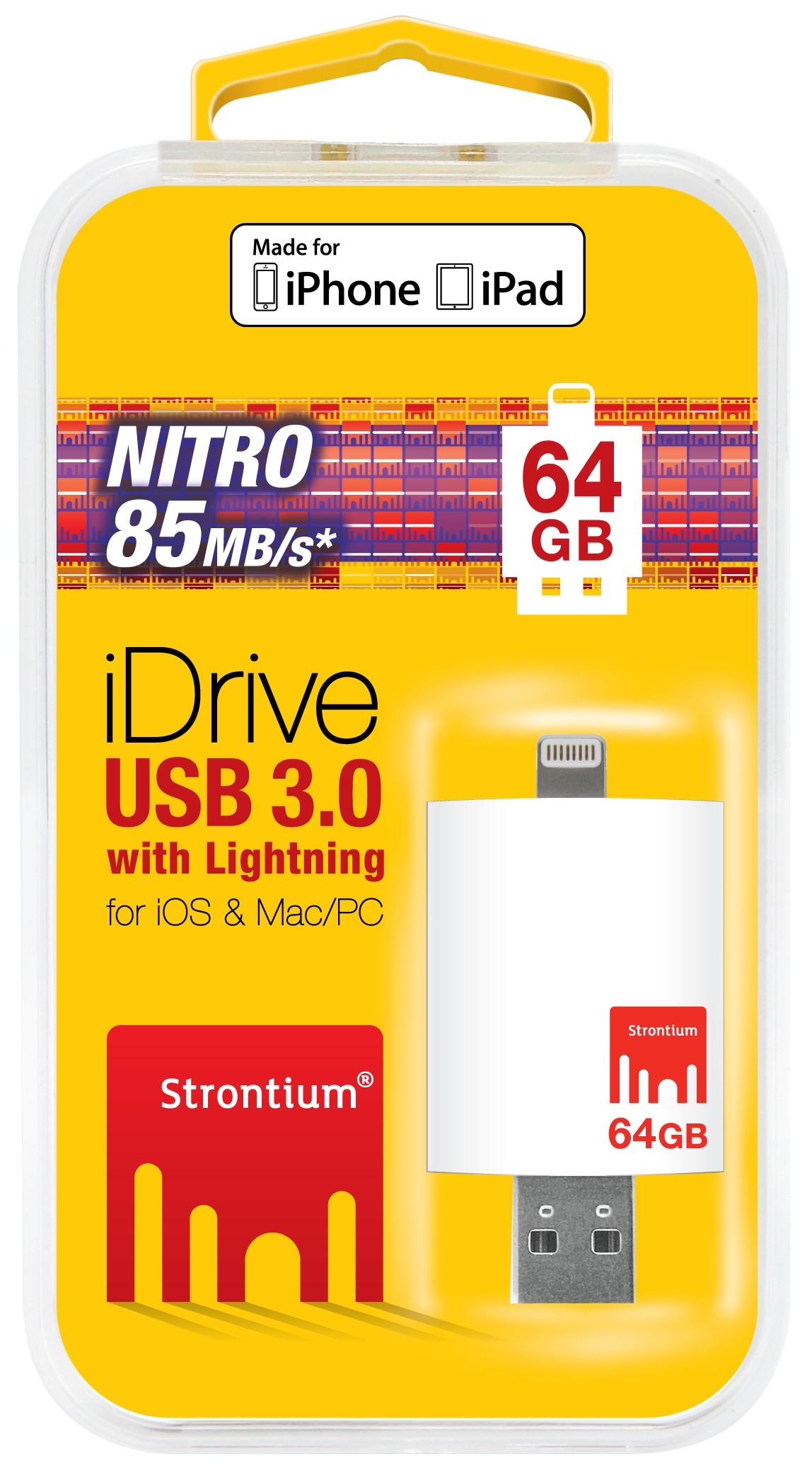 Strontium Introduces External Storage For Iphones And 128gb Microsd I Flashdrive Otg Card Reader Apple Iphone Ipad Cards In India Ibtimes
