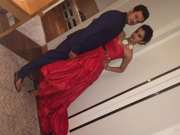 Trisha-Varun Manian's Engagement Party Photos: Ajith