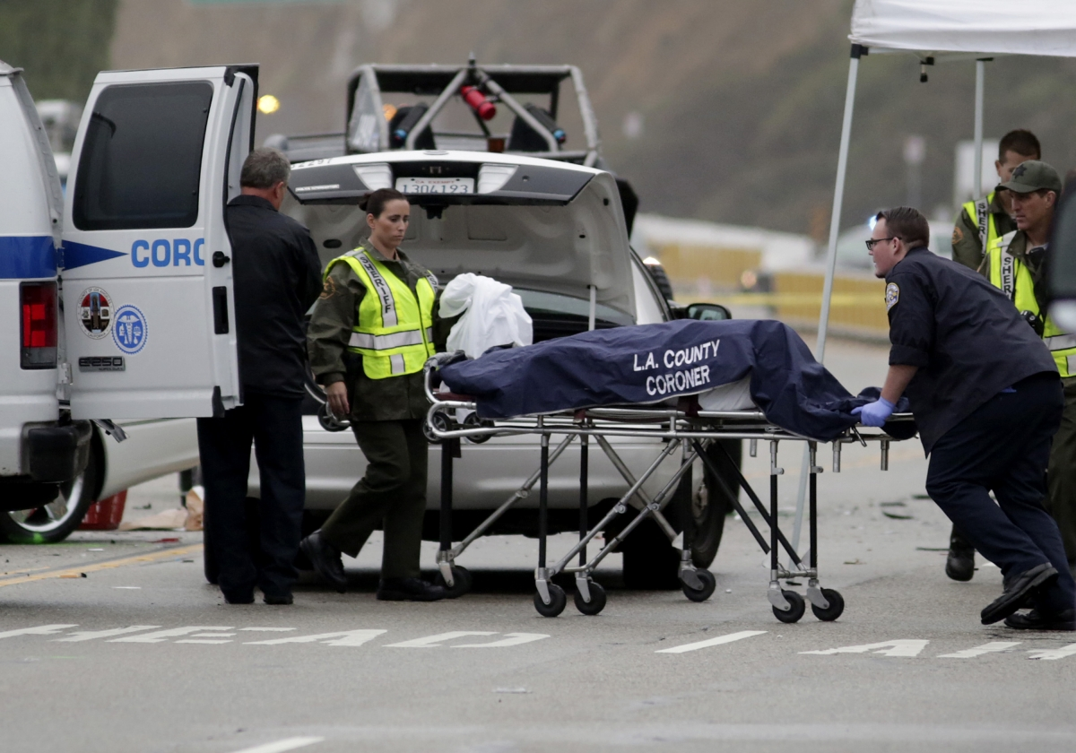 Fatal Car Accident In California Today