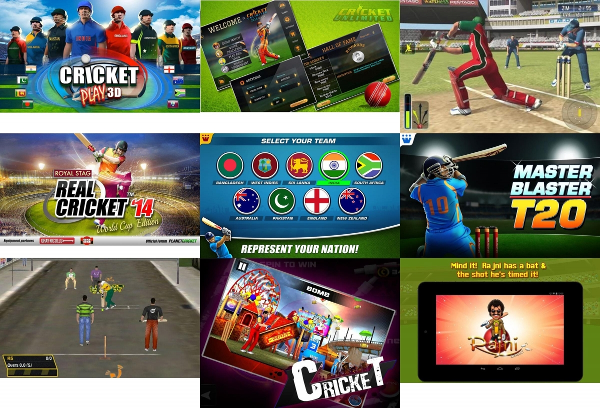 Top 10 Free-To-Download Cricket Games For Android And -7950