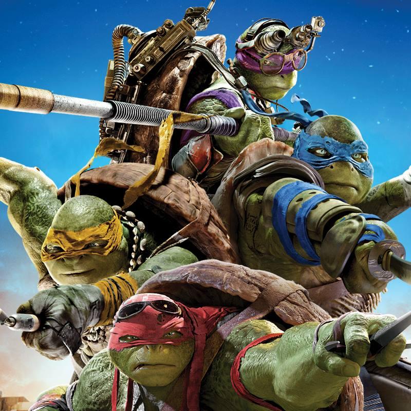 Teenage Mutant Ninja Turtles 2 Bebop And Rocksteady To