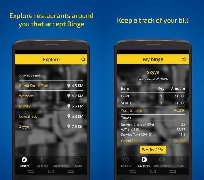 Meet the Dream Team behind Binge - The Wallet-Free Payment App