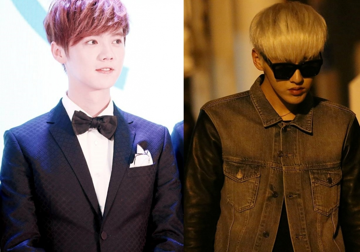 Former EXO Members Kris and Luhan to Star in Chinese Show ...