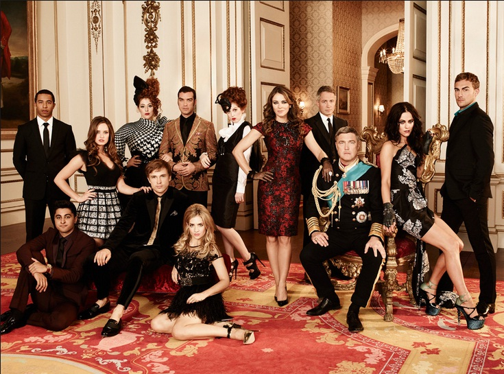 Watch The Royals Season 2 Episode 3 online: King Cyrus' days