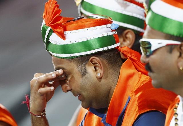 India Vs Australia >> India vs Australia Semi-Final: Emotional, Cheerful Moments