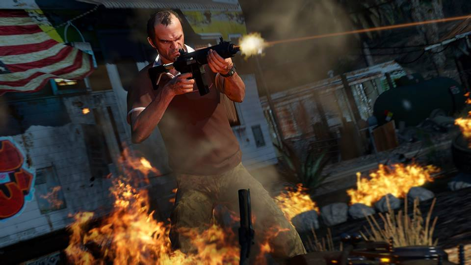 GTA 5 PC: Complete List of Command Lines and Default Controls