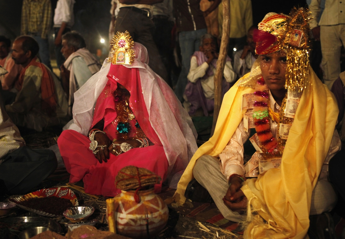 Child marriages could be prevented if whitewashed houses are probed