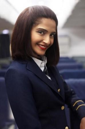First Look: Sonam Kapoor Resembles Brave Air Hostess Neerja Bhanot in Ram Madhvani Directorial 'Neerja'