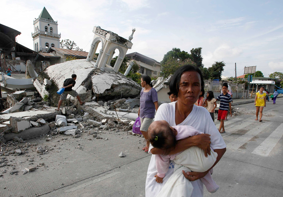 Metro Auto Parts >> Philippines Braces for 7.2 Magnitude Earthquake in Metro Manila - IBTimes India