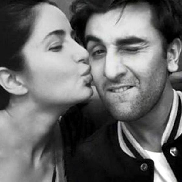 Katrina Kaif Kisses Ranbir Kapoor: Is the Photo Fake ...