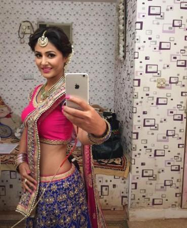 'Yeh Rishta Kya Kehlata Hai' Actress Akshara aka Hina Khan ...