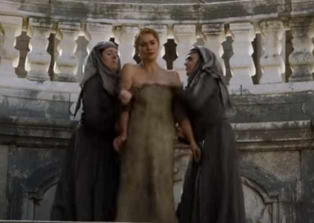 Game Of Thrones Season 5 Finale Cerseis Nude Body -3815