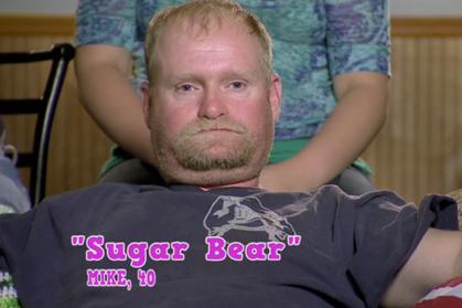 How tall is sugar bear from honey boo boo
