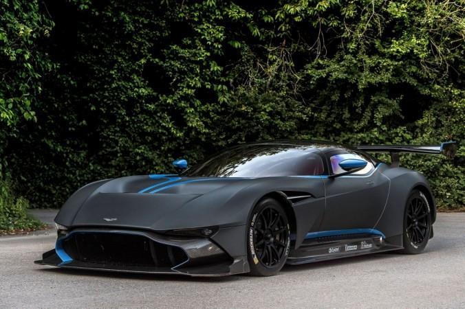 Aston Martin Vulcan 2016 Why The 2 3 Million Car Is So Special Photos Ibtimes India