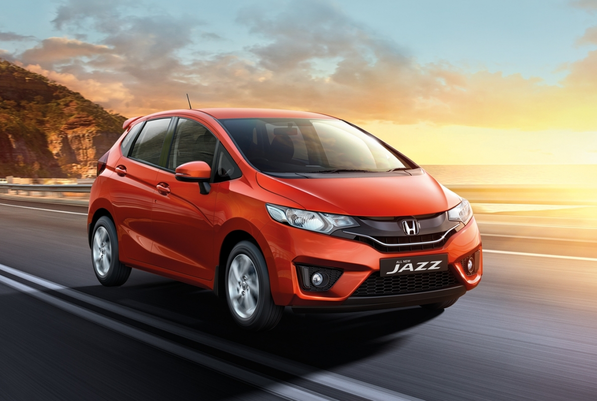 Honda Jazz-based crossover WR-V coming to India in 2017: Report - IBTimes India