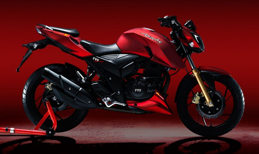 TVS Apache RTR 200 4V New Video Released [VIDEO]