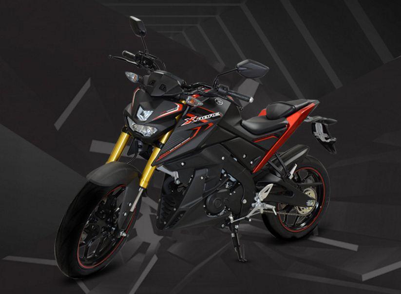 Yamaha unveils new 150 naked - the M-SLAZ! | MoreBikes