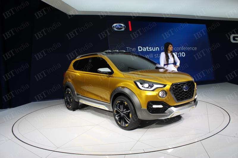 Datsun Go Cross May Come To India In 2019 Likely To Be