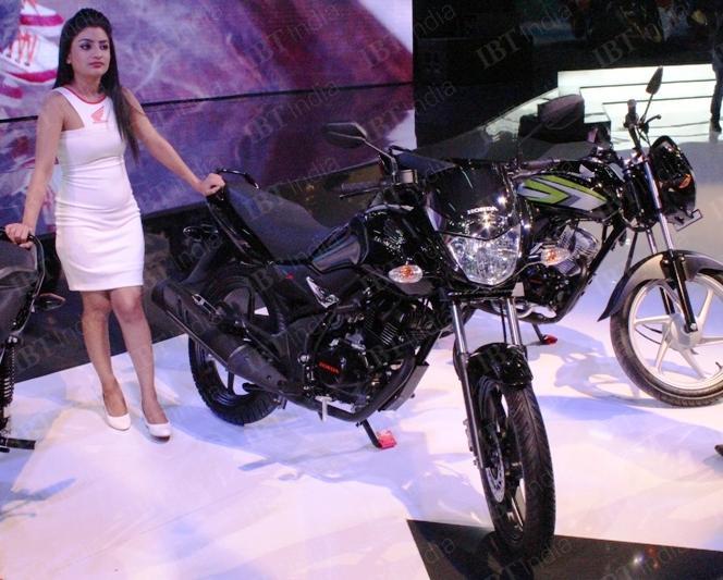 auto expo 2016  honda unicorn 150 re-launched in india
