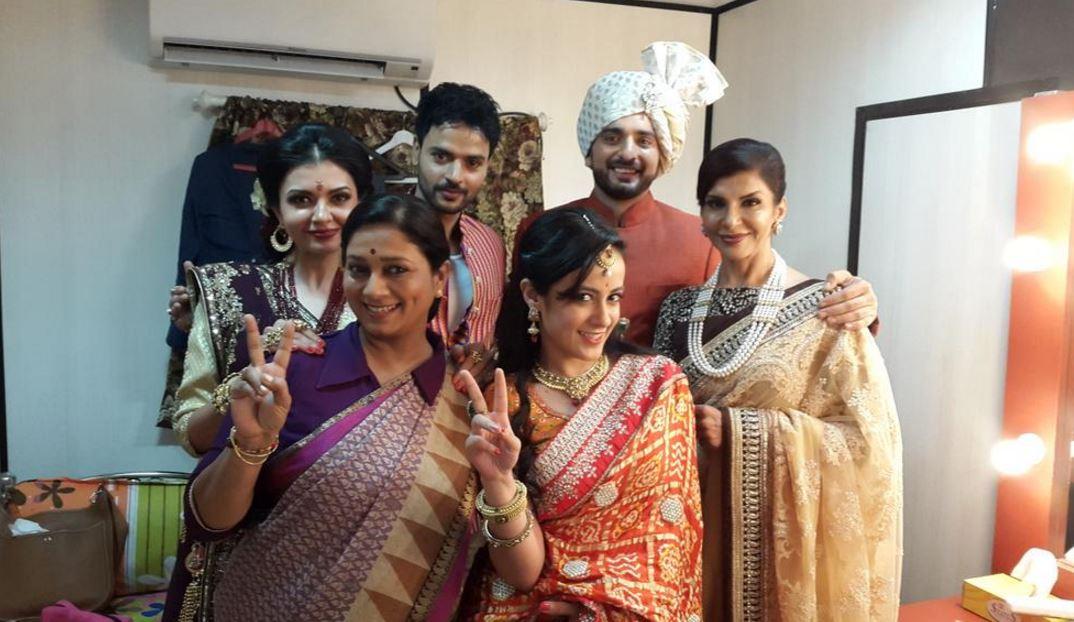 Ek Tha Raja Ek Thi Rani: Post leap look of the star cast