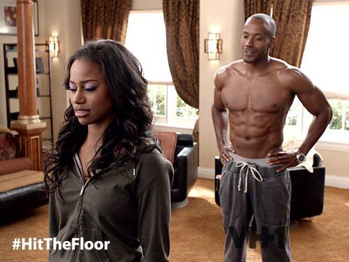 Watch Hit The Floor Season 3 Episode 7 Online Ahsha And Derek