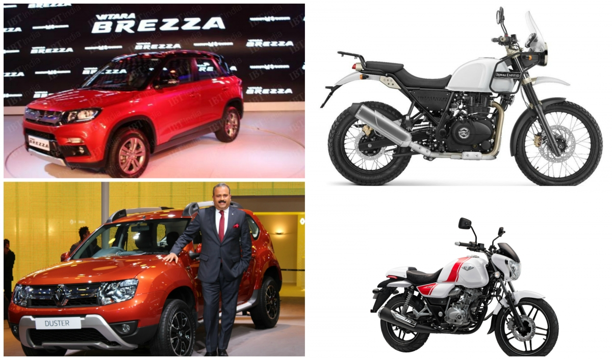 cars and bikes slated for march 2016 launch: from maruti suzuki's