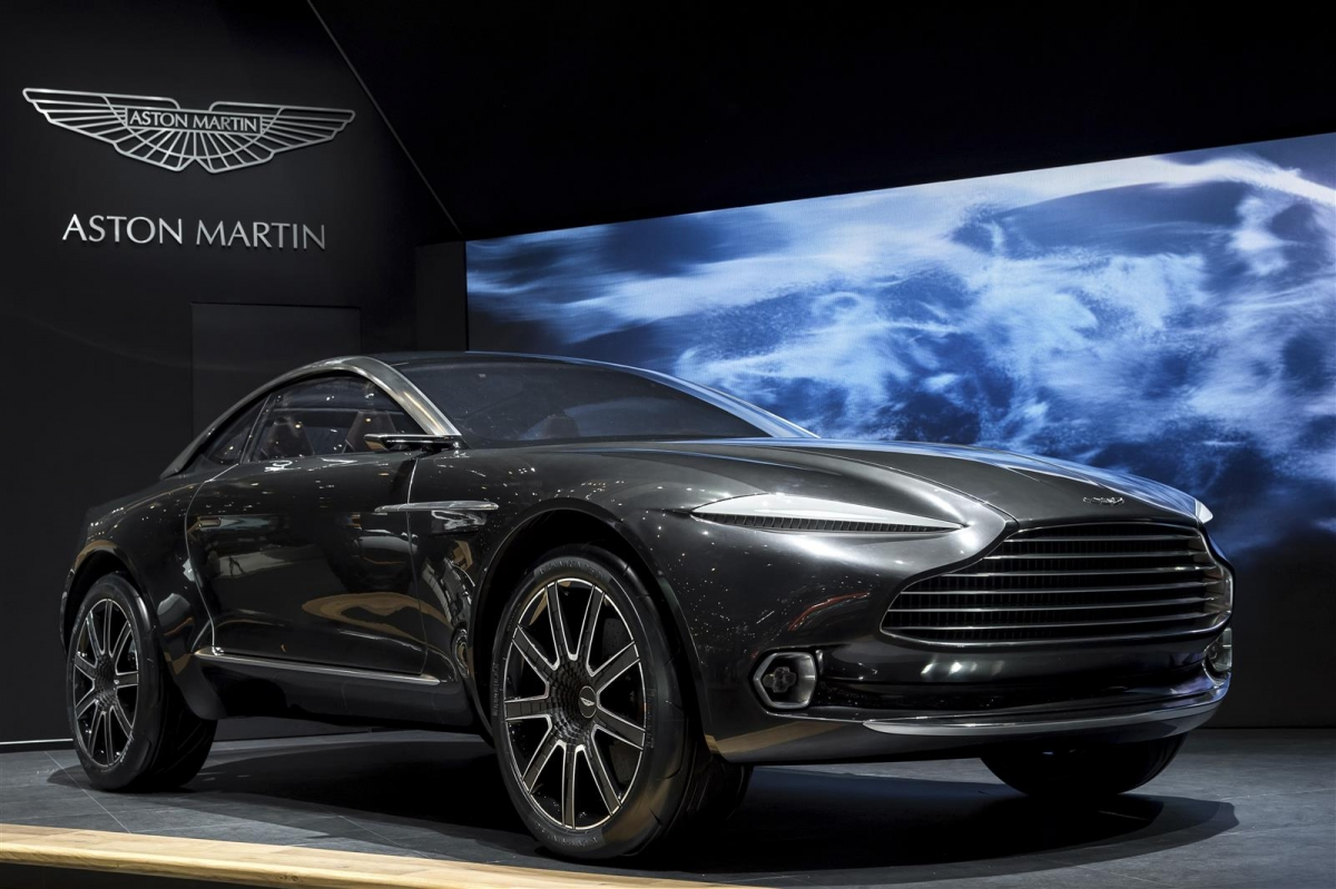 Aston Martin Dbx Crossover To Be Manufactured At New Plant