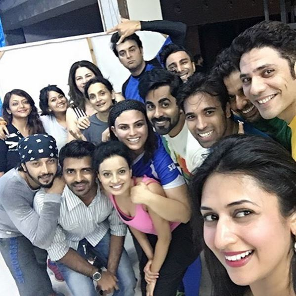 Box Cricket League 2 Yeh Hai Mohabbatein Actress Divyanka