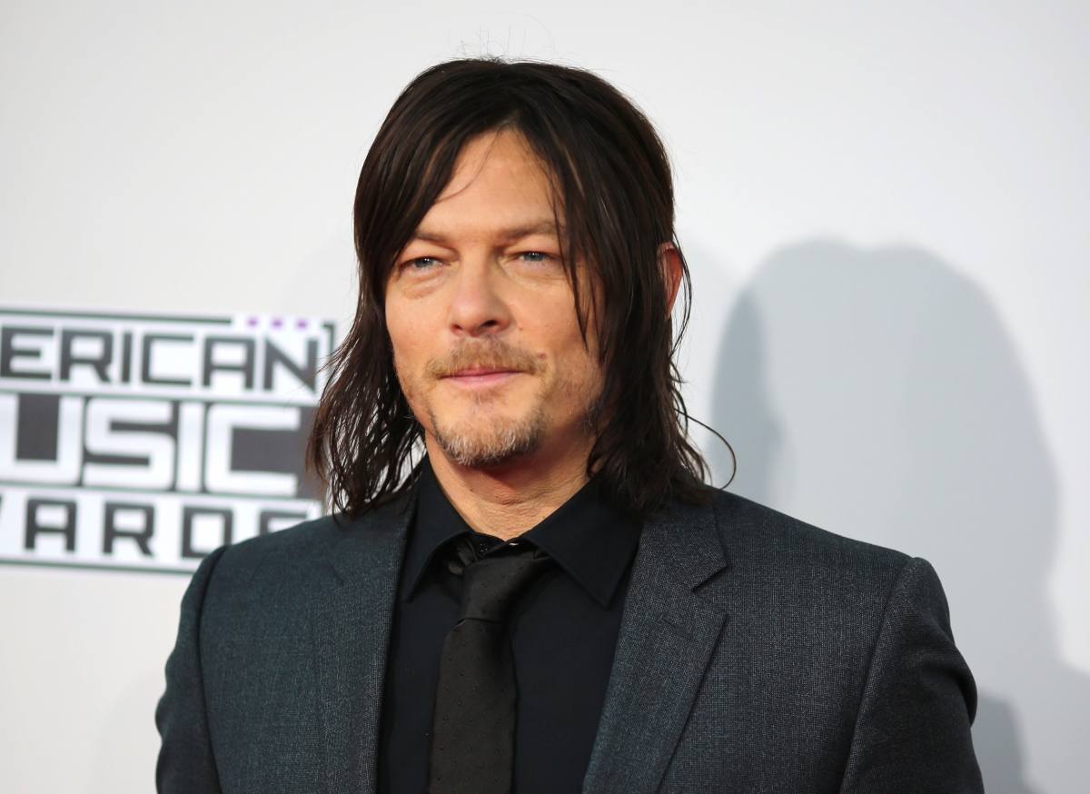 Who is norman reedus dating in Brisbane