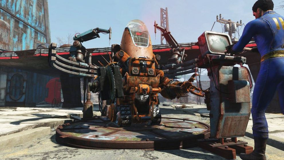 fallout 4 guide unlock eyebot pod its location crafting and use